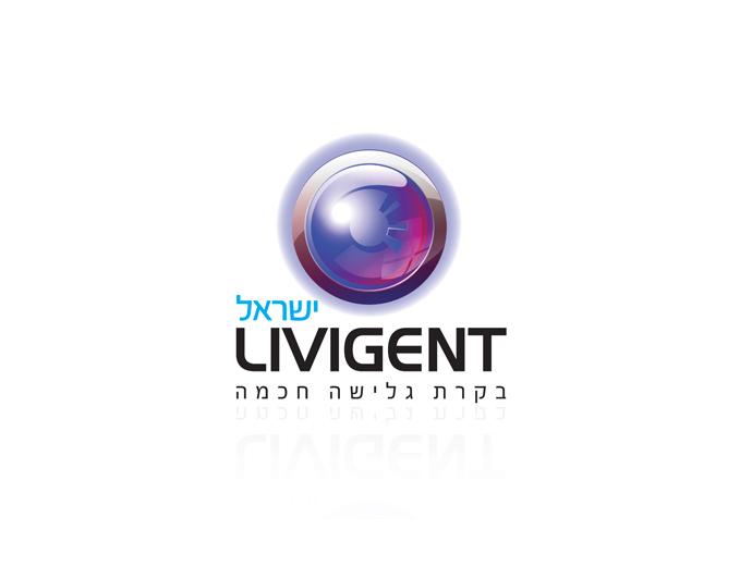 עיצוב לוגו חברת ליווגנט