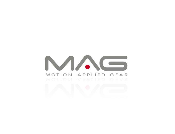 עיצוב לוגו למותג MAG