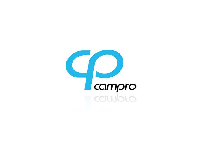 עיצוב לוגו למותג campro