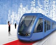 מיתוג ופרסום חברת נתע רכבת קלה לגוש דן 2000