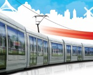 השקת נסיעות ההרצה - הרכבת הקלה