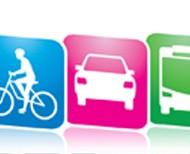 מיתוג צוות תוכנית אב לתחבורה ועיצוב חומרי תדמית כלליים